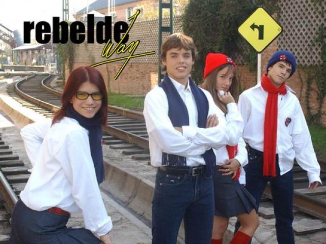 'Rebelde Way': Un cuento para adolescentes que dejó huella en sus espectadores