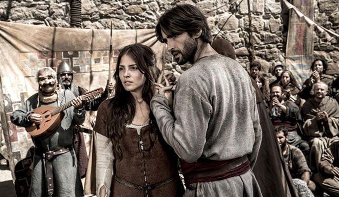 'La Catedral del Mar' emite su cuarto capítulo el jueves en Antena 3