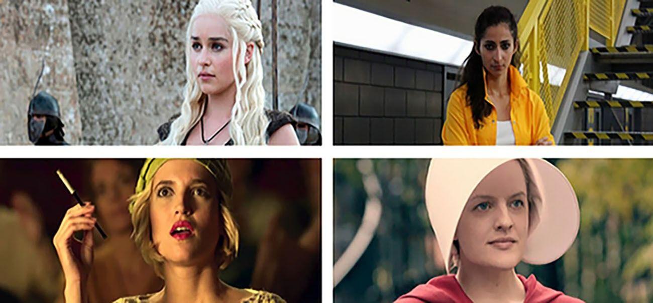 5 personajes feministas y revolucionarios tanto de HBO como de Netflix