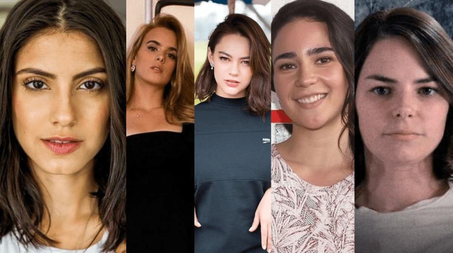 ¿Cuál de estas actrices juveniles de telenovelas es vuestra favorita?