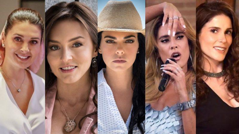Protagonistas de telenovelas