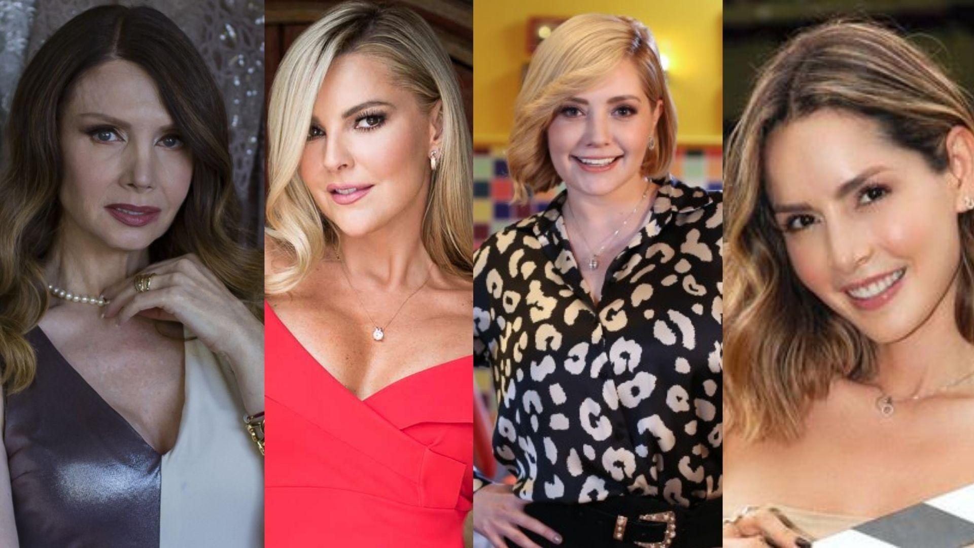 Mejor villana de telenovelas actuales   ¿Marjourie de Sousa, Carmen Villalobos, Francés Ondiviela o Lisette Morelos?   Vota por tu favorita
