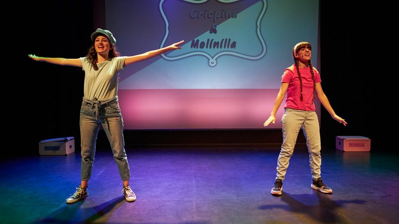 Crispina y Molinilla