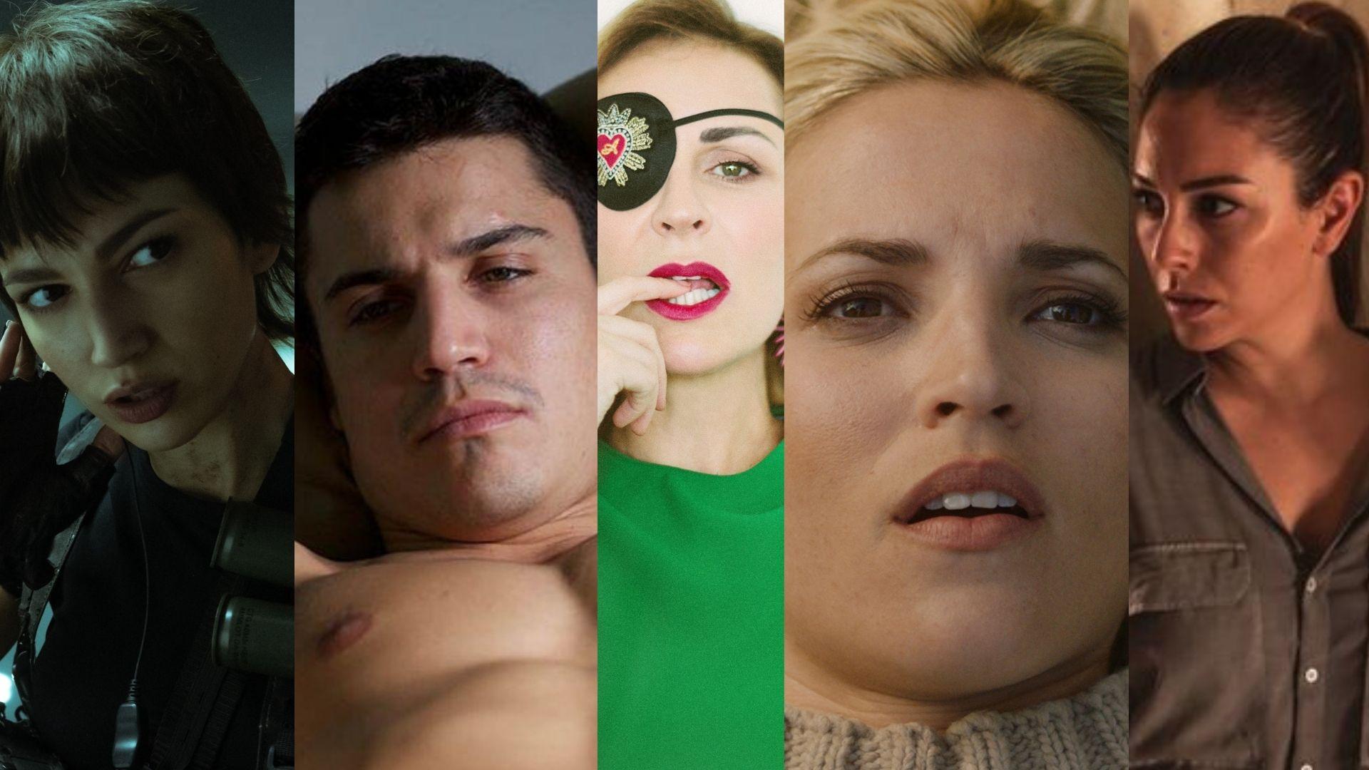 6 estrenos de series españolas en el mes de septiembre